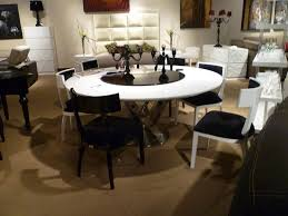 dining room magnificent round dining room tables for 8 seater