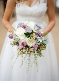 Purple Wedding Flowers 15 Unique Fall Bouquets Every Last Detail