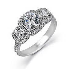 simon g engagement rings simon g mr2080 engagement ring