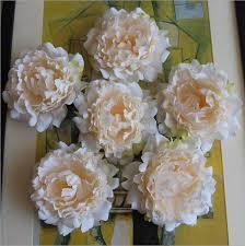 peonies wholesale quality peony heads silk peony flowers 15cm large peonies