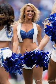 Colts Cheerleader Halloween Costume Nfl Cheerleading Wear U0027re Pretty