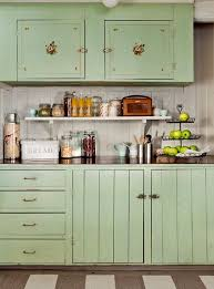 Kitchen Cabinets Green Best 25 Vintage Kitchen Cabinets Ideas On Pinterest Country
