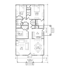 house plan narrow lot house plans at pleasing house plans for