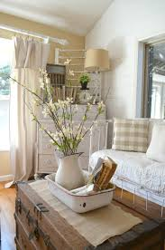 home tour vintage living rooms and farmhouse style