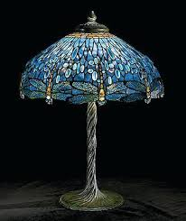 tiffany l base reproductions dragonfly tiffany l table with rare telescopic base and