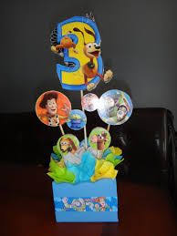 Buzz Lightyear Centerpieces by Toy Story Centerpieces My Diy Work Pinterest Toy Story