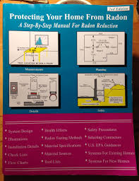 protecting your home from radon a step by step manual for radon