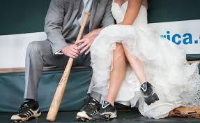baseball wedding sayings 17 of the most creative baseball wedding ideas we ve seen