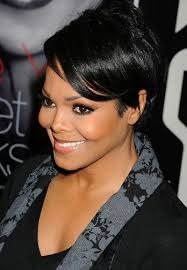 great and cute short hairstyles for black women funky women