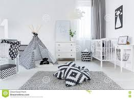 child room in scandinavian style stock photo image 81995221 carpet child cot dresser room scandinavian style