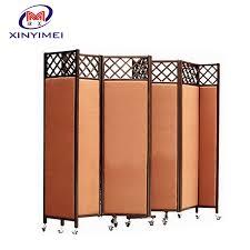 metal folding screen room divider metal folding screen room