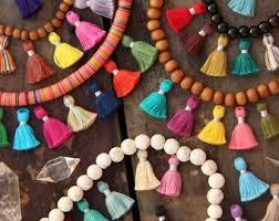 28 fall 2017 pantone colors pantone farbpalette mini cotton jewelry making tassels for mala tassel necklace