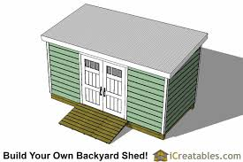 lean to shed next plans build a 8 8 simple 12 16 cabin floor plan 8x18 lean to shed plans 8x18 storage shed plans icreatables