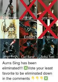 Jango Fett Meme - 25 best memes about cad bane cad bane memes