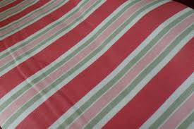 sale waverly salmon stripe fabric waverly decorator fabric