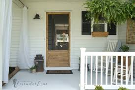 Modern Farmhouse Porch by Front Yard Landscaping Ideas Achieving Farmhouse Curb Appeal