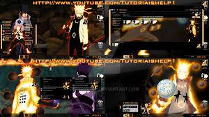 Download Themes Naruto For Windows 7 Ultimate | tema naruto rikudou extras windows 7 tutohelp by tutohelp on deviantart