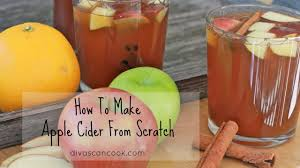 How To Make Home Smell Good by Homemade Apple Cider Recipe From Scratch Divas Can Cook