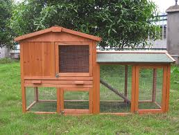 Large Rabbit Hutch With Run Bunny Business The Grove Grey Double Decker Rabbit Guinea Pig