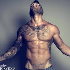dotted chest tattoos search