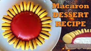 how to make a thanksgiving cake macaron dessert recipe ann reardon how to cook that youtube