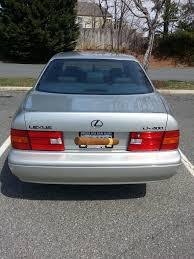 lexus ls400 houston va 2000 lexus ls400 platinum series clean and stock clublexus