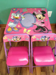 Minnie Mouse Table And Chairs Other Rentals
