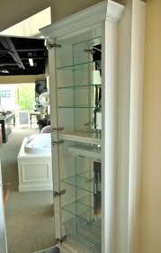 bathroom modern white wooden bathroom cabinet with storage