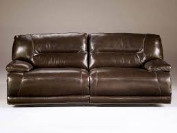 Recliner Sofas For Sale by Furniture Ashley Couches Leather Reclining Sectional
