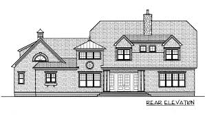 Gambrel Plan 4388