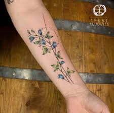 54 floral ideas for tattooblend