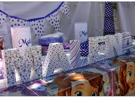 baby shower candy bar ideas minimandy letras de papel en bloque sofia violetta rapunzel