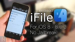 apk installer ios how to install ifile ios 8 0 2 8 without jailbreak iphone