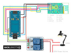 arduino raspberry pi switching light with nrf24l01 hack
