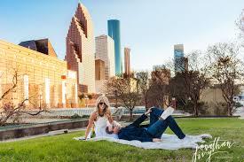Photography Houston Downtown Houston Engagement Photographer Brittini U0026 Skyler