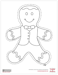 cut outs free printables christmas coloring cutouts botanical