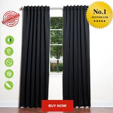 Thermal Window Drapes Best Blackout U0026 Thermal Insulated Curtains Blinds U0026 Shades