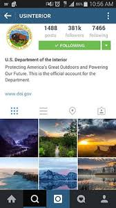 Department Of The Interior Doi Interior And Usda Talk Social Media Success Digitalgov