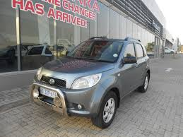 daihatsu terios 4x4 used cars mpumalanga second hand pre owned vehicles for sale in
