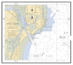 Ma Map Green Harbor Ma Nautical Chart νοαα Charts Maps