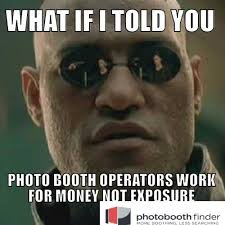 Meme Finder - photo booth memes for photo booth operators photo booth finder