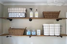 unique laundry wall shelf best 25 laundry room shelving ideas on