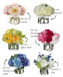 Silk Flower Arrangements For Office - 8 ways to make fake flowers look real real flowers floral