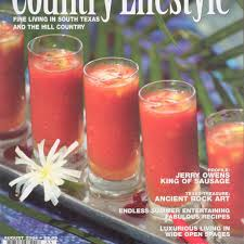country lifestyle magazine