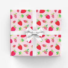 gift wrap paper gift wrap watercolor illustration and surface design amanda