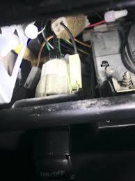 98 u002700 cigarette lighter 12 v wiring subaru forester owners