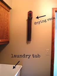 laundry room outstanding wall mounted drying racks for laundry