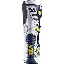 motocross youth boots fox racing 2016 youth comp 5y se boots white yellow available at