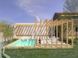 amenagement exterieur piscine extension et aménagement paysager extérieur à martillac