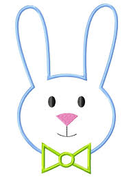 rabbit face clipart clip art of face clipart 7140 u2014 clipartwork